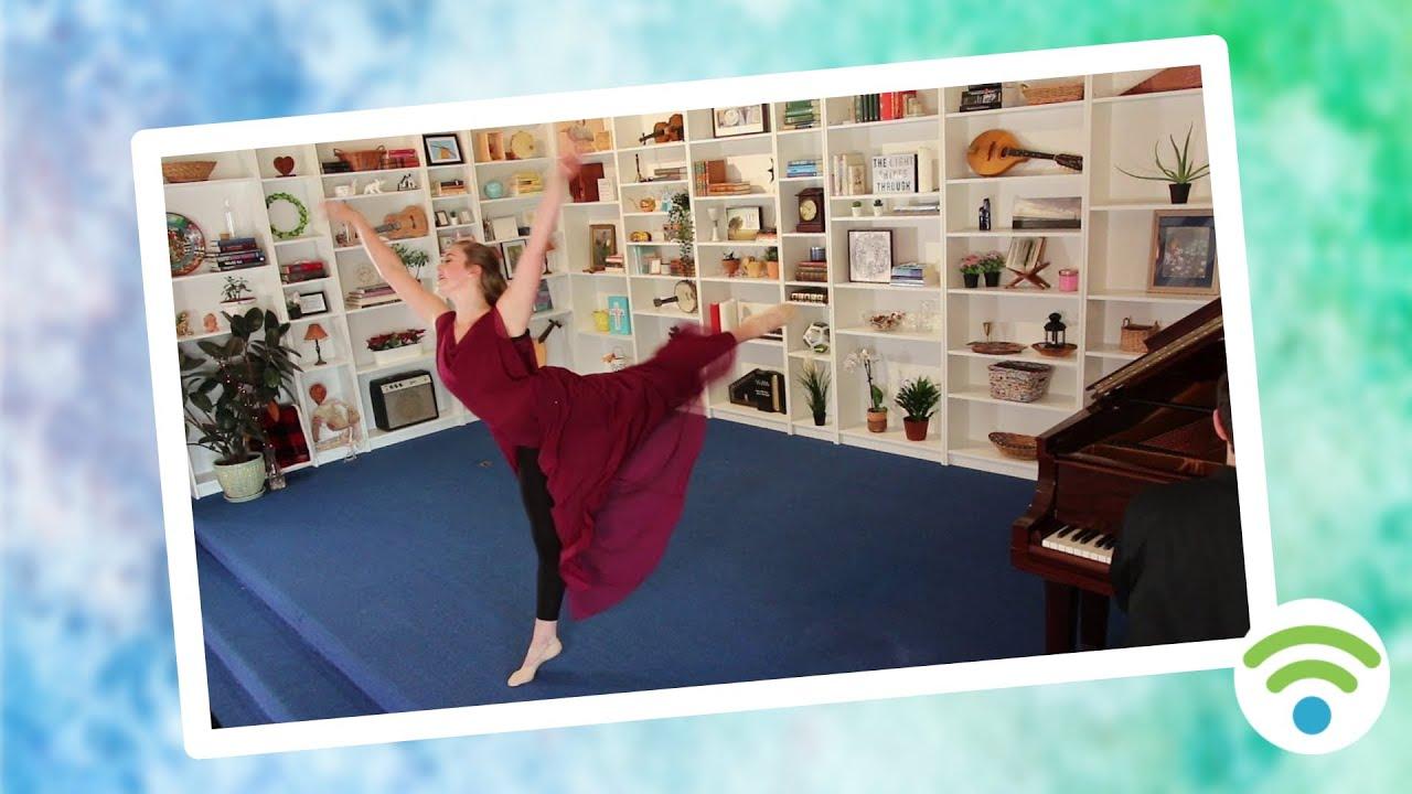 dance | Emily Bronkema at connect.faith | pilot season