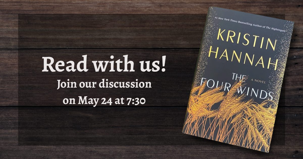 "Announcing ""The Four Winds"" 