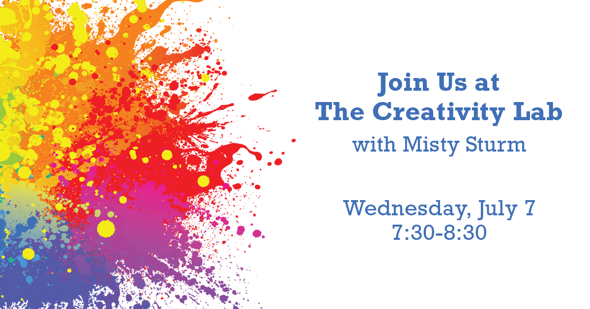 """""""The Creativity Lab"""" 