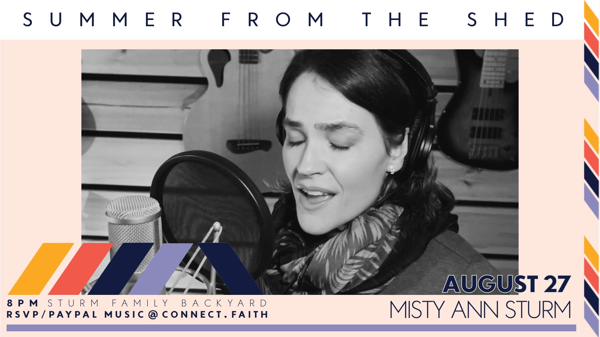 Summer from the Shed | Misty Ann Sturm | Concert